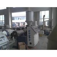 Wholesale SJ65/33:1 SINGLE SCREW HDPE/PP/PPR/PEX/ABS EXTRUER from china suppliers