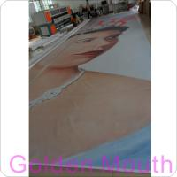 Quality Canvas / PVC Vinyl Banners Custom Banner Flags With Inkjet Printing for sale