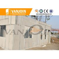 Wholesale Eps Cement Modern Prefab Houses Modular Sound Insulation , Modern Prefab Homes from china suppliers
