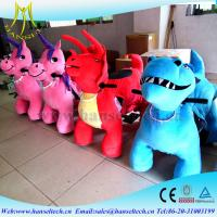 Wholesale Hansel coin operated China Vendor Mechanical Animal Kids Ride Animal Toys Cars from china suppliers