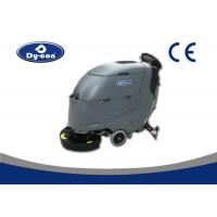 Wholesale Plastic Handle Industrial Electric Floor Cleaning Machines Four Stand Structure from china suppliers