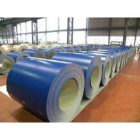Quality RAL5012 Prepainted Steel Sheet Coil 0.30 X 1220 0.60 X 1220 ISO Certification for sale