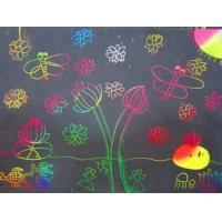 Wholesale 7 Colors Purple Red Green Large Scratch Drawing Paper For Adults 114cm X78cm from china suppliers