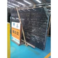 Wholesale Silver Black  Marble Slab ,Natural Marble Slab ,Natural Marble Stone,Black Marble from china suppliers
