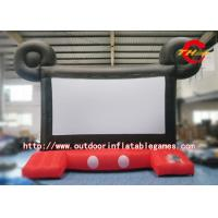 Wholesale Customized Inflatable Outdoor Movie Screen Inflatable Projector Movie Screens from china suppliers