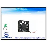 Wholesale Industrial Use Dc Brushless Fan 12v 24v , Axial Cooling Fan Dual Bearing from china suppliers