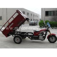 Wholesale Drum Brake 3 Wheel Eec Tricycle Motorcycle Single Exhaust 3250mm x 1210mm x 1350mm from china suppliers