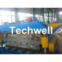 Quality Widespan IBR Roof Sheeting Profile Roll Forming Machine for sale