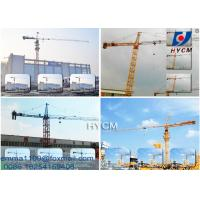 Wholesale HYCM Factory 3008 Topkit Tower Crane Hammerhead Type Cheaper Price from china suppliers