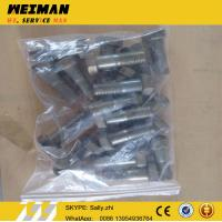 Wholesale SDLG orginal bolt, 3050900002, sdlg wheel loader parts  for SDLG wheel loader LG936L from china suppliers