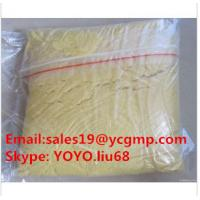 Wholesale CAS 10161-34-9 Anabolic Muscle Growth Steroids Trenbolone Acetate Fat Loss With Yellow Powder from china suppliers