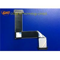 Wholesale 51 Pin FFC LVDS Ribbon Cable , Flat Flexible Cable For LCD Monitors from china suppliers