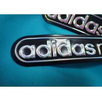 Wholesale Customized Rubber Patch With Pvc Logo / Embossed 3d Iron On Cloth Patches from china suppliers