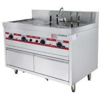 Wholesale Gas Pasta Boiler Noodle Chinese Cooking Stove 1200 x 750 x (850+150)mm from china suppliers