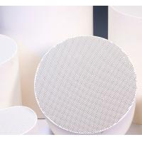 Wholesale Ceramic Catalyst Carrier , 100CPSI Diesel Engine SCR Ceramic Substrate from china suppliers