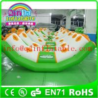 China QinDa inflatable adult seesaw inflatable seesaw chair inflatable water games on sale