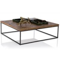 Wholesale Industrial Style Solid Wood End Tables And Coffee Tables With Iron Frame from china suppliers