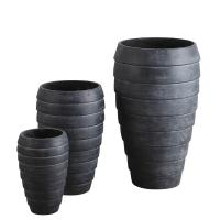 Wholesale 2014 high quality outdoor GRC flower pots from china suppliers