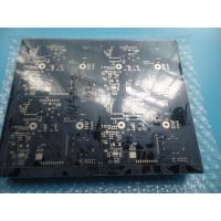 Wholesale 14 Microns 6H Immersion Gold Multilayer PCB No Peeling off Black Solder Mask from china suppliers