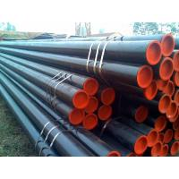 Wholesale ASTM A106 / A53 / API5L Gr.B Seamless Carbon Steel Pipes W.T.6.35 - 60mm from china suppliers