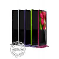 Wholesale Android system Interactive free standing kiosk Touch Screen / Freestanding Digital Signage from china suppliers