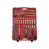 Wholesale 1/4 inch & 1/2 inch Dr. 176pcs Bits and Hand Socket Set from china suppliers
