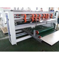Wholesale Corrugated Carton Folder Gluer Machine Double Pieces Box Flexo Printing from china suppliers