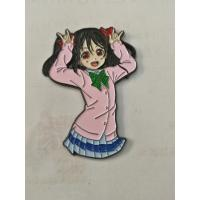 Buy cheap Customized Soft Enamel Cartoon Lapel Pins , Die Struck Pins Badge from wholesalers