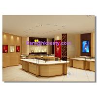 Wholesale gold jewelry retail store furnitures display showcases , kiosks and wall cabinets from china suppliers
