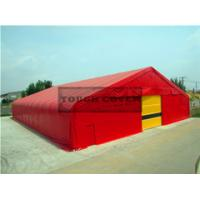 Wholesale 25m(82ft) wide Clearspan Tension Fabric Buildings,Warehouse Tent,Steel Frame Building from china suppliers