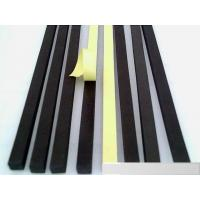 Wholesale SGS Shock Absorber Material , Rubber Abrasion Resistant  Flexible EPDM Foam Tape from china suppliers