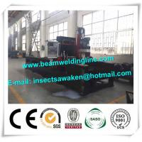 Wholesale Steel plate drilling machine for box beam production line , steel structure drilling machine from china suppliers