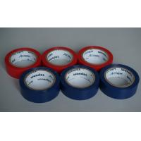 Wholesale Shiny And Fire Retardant PVC Electrical Tape Blue / Red For Wires And Cables from china suppliers