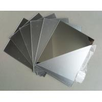 Wholesale Heart Shape Mirror Acrylic Sheet Wall Stickers For Bathroom / Office from china suppliers