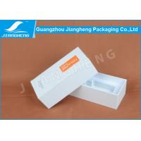 Wholesale Cardboard Luxury Paper Perfume Packaging Boxes / Gift Box With EVA Tray from china suppliers