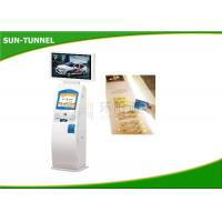 Wholesale OEM / ODM Bill Payment Kiosk Information Systems Money Transfer High Performance from china suppliers