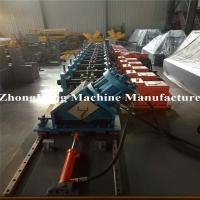 Wholesale 3mm Thickness C Section Cold Roll Forming Equipment With Gearbox Drving from china suppliers