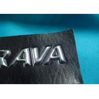 Quality High Frequency 3m Reflective Letters For Clothing With Embossed Logo for sale
