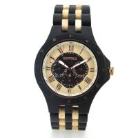 Wholesale Handmade mens quartz wood watch sandalwood / maple material from china suppliers