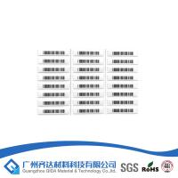 Wholesale Magnetic AM Library Barcode Security Labels Semi - Hard AM labels , Sourcing Tag from china suppliers