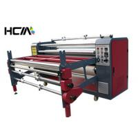 Wholesale Multifunction Automatic oil heating Roll To Roll Heat Press Machine for light polyester from china suppliers