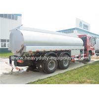 Wholesale New design Sinotruk Howo Oil Tank Truck with mini tanker 336HP to 371HP Euro 2 from china suppliers