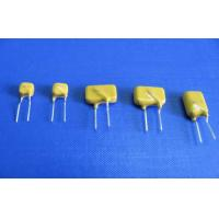Wholesale 600V Thermistor Temperature Coefficient Smd Resettable Fuse / Polyswitch Resettable Fuse from china suppliers