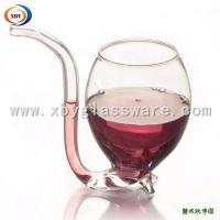 Wholesale Borosilicate glass wine cup from china suppliers