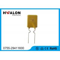 Wholesale 75A 72v Resettable Thermal Fuse Pptc Thermistor For Communication Equipment from china suppliers