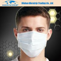 Buy cheap 3 Ply Disposable Non-Woven Medical Surgical Dental Earloop Face Mask from wholesalers