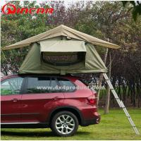 Wholesale 3 - 4 Person car Top Tent Water resistance polyester from china suppliers