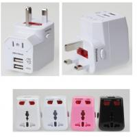 Wholesale White Rotating USB Wall Charger Adapter Socket For iPhone MP3 IPOD IPAD from china suppliers