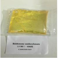 Wholesale Boldenone Undecylenate Steroid Hormone Powder Muscle Growth Cas 13103-34-9 from china suppliers