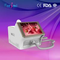 Wholesale portable wavelength 808nm diode laser hair removal machine15inch capacitive screen 1-10Hz frequency from china suppliers